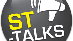 ST-TALKS - the new-style sponsored monthly meeting and marketing opportunity!