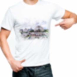 печать на футболках Екатеринбург Cheese photo