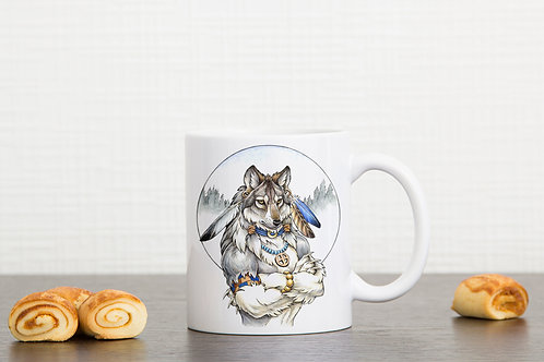 Кружка Ser Wolf