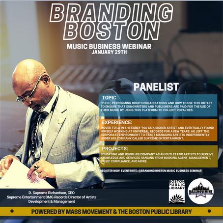 Branding Boston