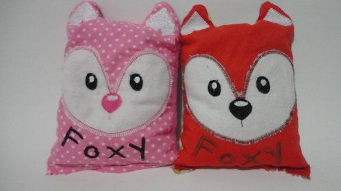 Fox Aromatherapy Rice Bag or Cover for Rice Bag Boo Boo