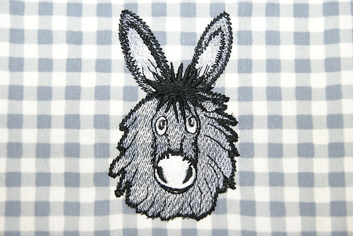 Donkey Harry Hairy
