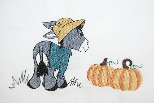 Donkey Pumpkin