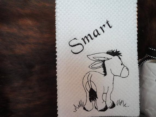 Donkey Smart Toilet Paper and Towel Design