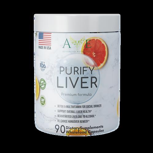 Purify Liver - Premium Formula