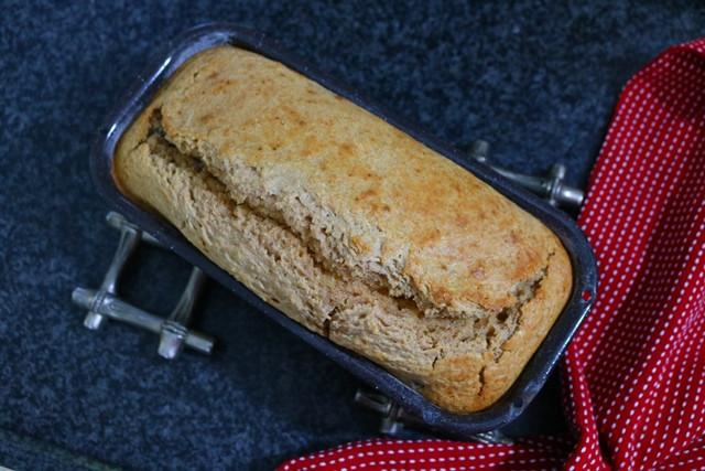 לחם בורגול מהיר עם שמן זית בלנד ישראלי עץ השדה