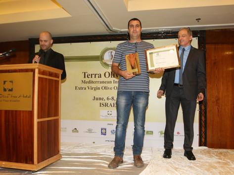 שמן זית הסורי הטוב בישראל שנתיים ברציפות 2015, 2016