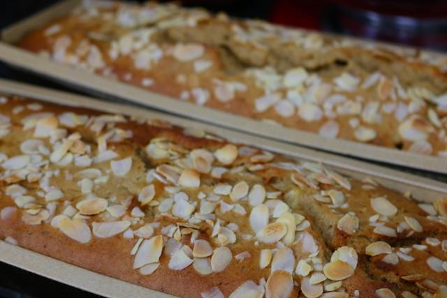 עוגת תפוחים עם שמן זית ארבקינה | עץ השדה