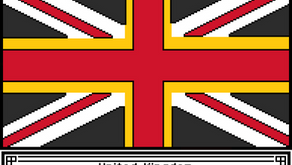 United Kingdom independent Scotland Flag