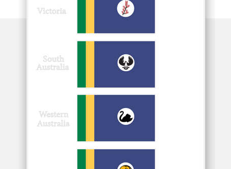 Alternative Australian State Flags 3