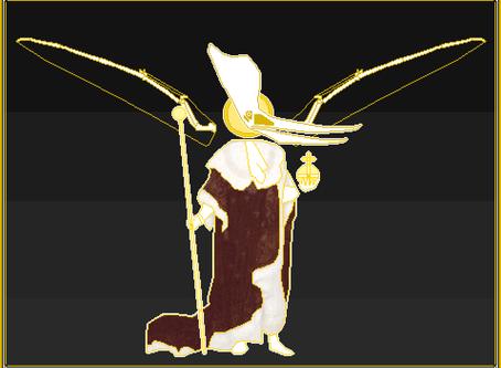 Fossil Geosternbergia Angel