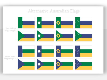 Alternative Australian Flags 3