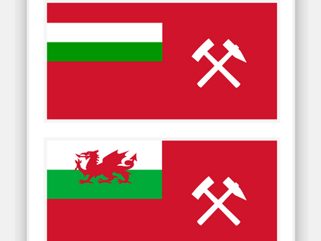Workers' Republics of the British Flags