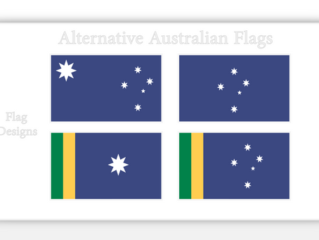 Alternative Australian Flags 4