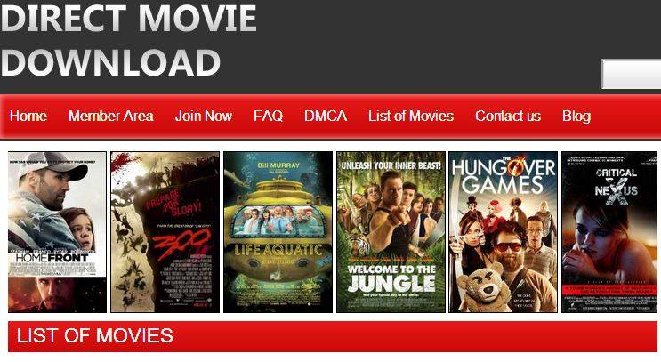Top 5 websites to download latest movie's youtube.