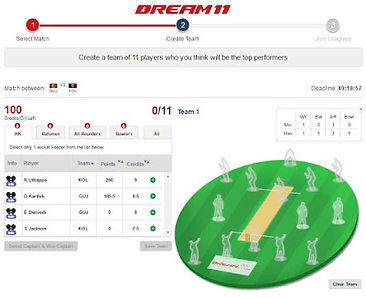 DREAM 11 PLAY FANTASY [MONEY GAME] | Technology How To Tips,Tricks