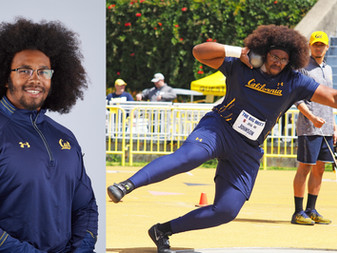 """Josh Johnson: """"A degree from Cal will give me an advantage."""""""