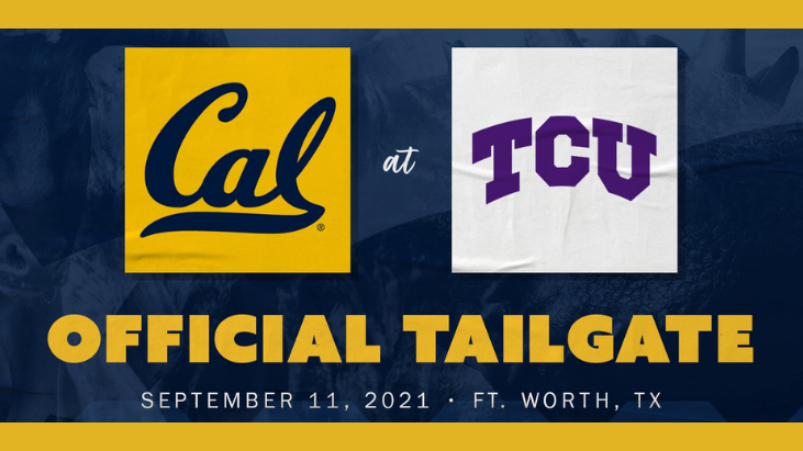 Official Cal Tailgate at TCU