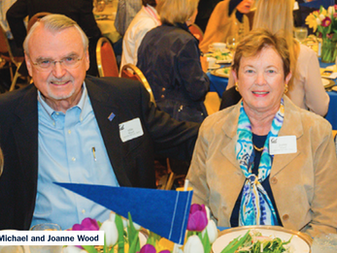 Michael and Joanne Wood's Passion Shines Throughout Cal Track & Field
