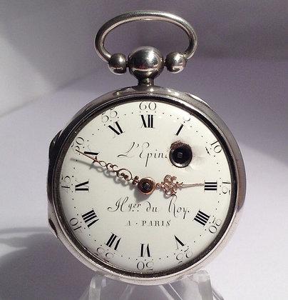 L'Epine Horloger du Roy circa 1770