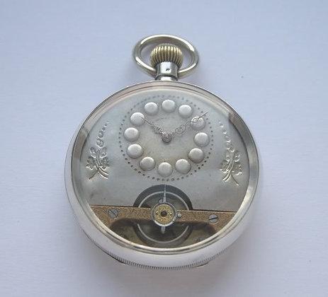 Hebdomas 8 days pocket watch