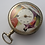 Thumbnail: Nice pocket watch with enameled dial
