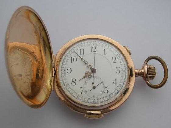 Audemars Frères, quarter repeater & chronograph