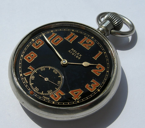 Rolex MK. II military pocket watch