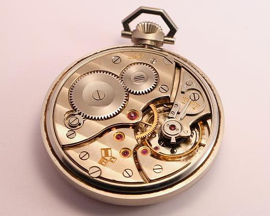 SOLD Technicum Cantonal Bienne, rare school watch
