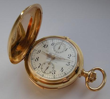 Association Horlogère Suisse, quarter repeater