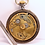 Thumbnail: Rare self winding pocket watch circa 1900