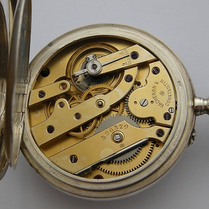 Vacheron & Constantin Genève (silver)
