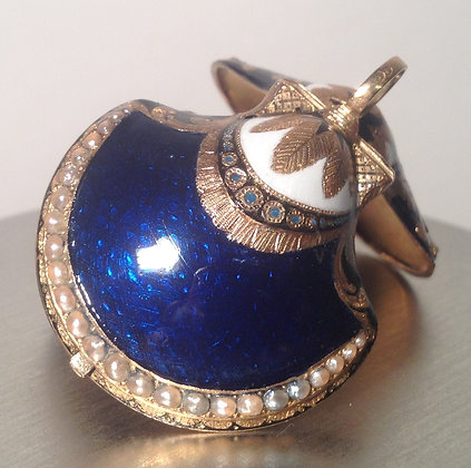 Shell shaped watch c.1810