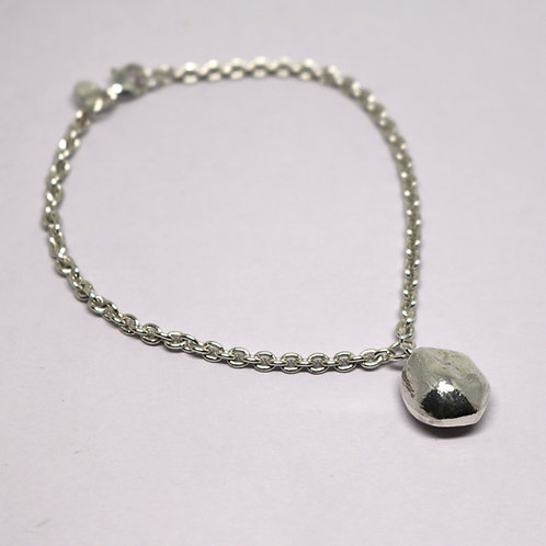 PalmPetit - Armbånd sølv