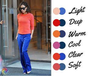 Colour blocking is going to be HUGE this summer.