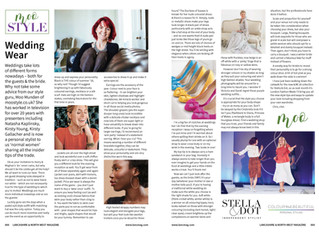 Moo Style September magazine column