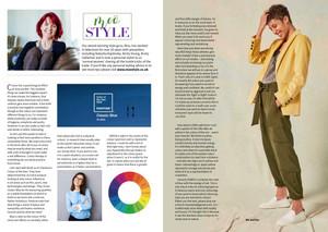 June's column - it's all about colour
