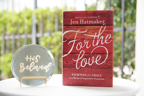 Book Review: For The Love by Jen Hatmaker