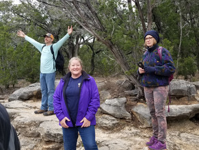 Weekend Getaway: Pedernales Falls