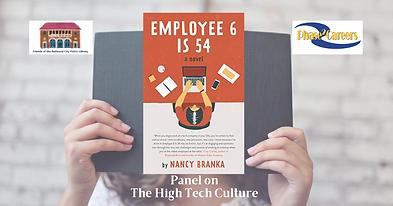 Author, Employee 6 is 54 bookjacket.png