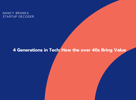 4 GENERATIONS IN TECH: HOW THE OVER-40S BRING VALUE