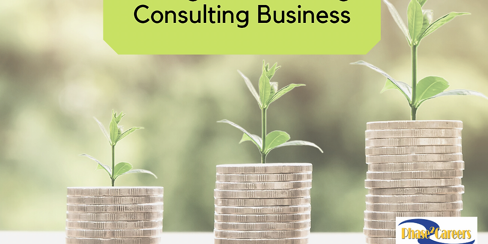 Starting and Growing a Consulting Business