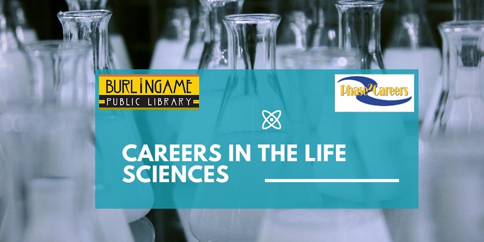 Careers in Life Sciences Panel