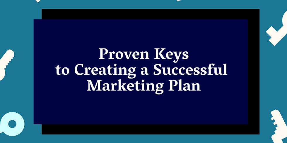 Proven Keys to creating a Successful Marketing Plan Description