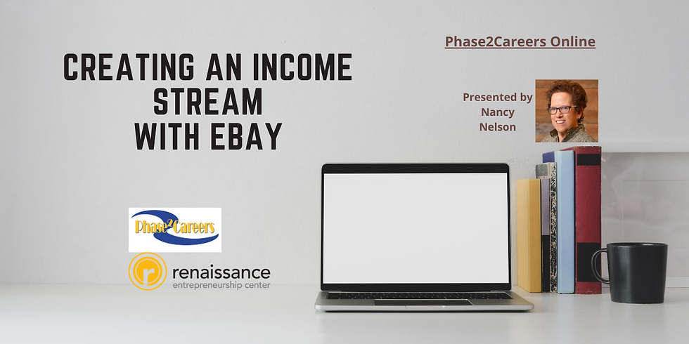 Creating an Income Stream with eBay