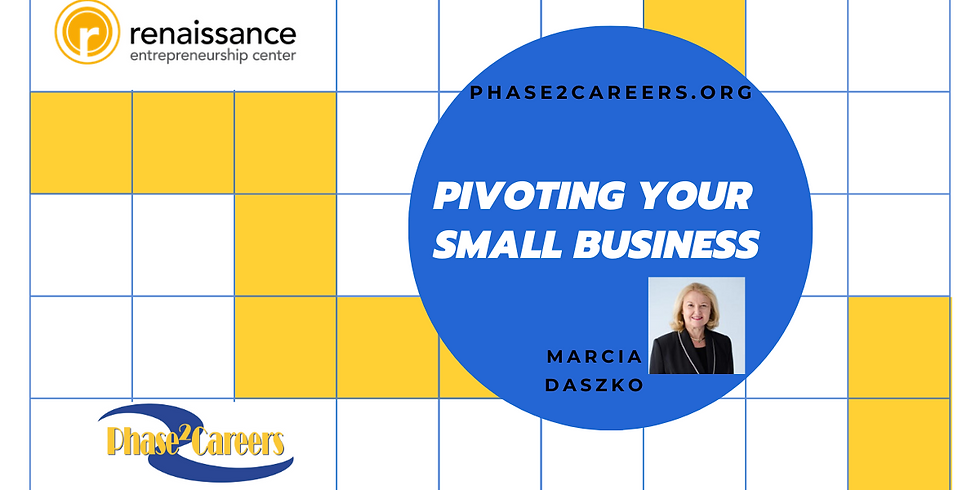 Pivoting for Small Business