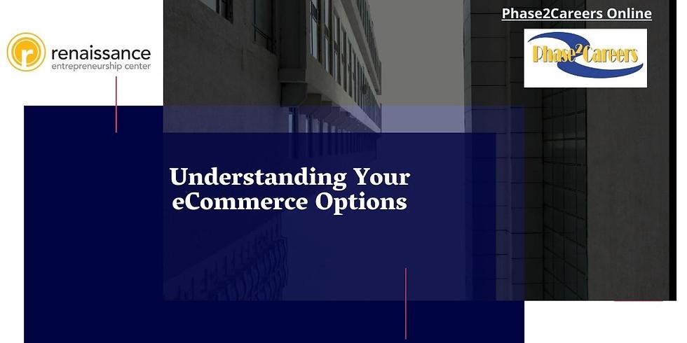 Understanding Your eCommerce Options