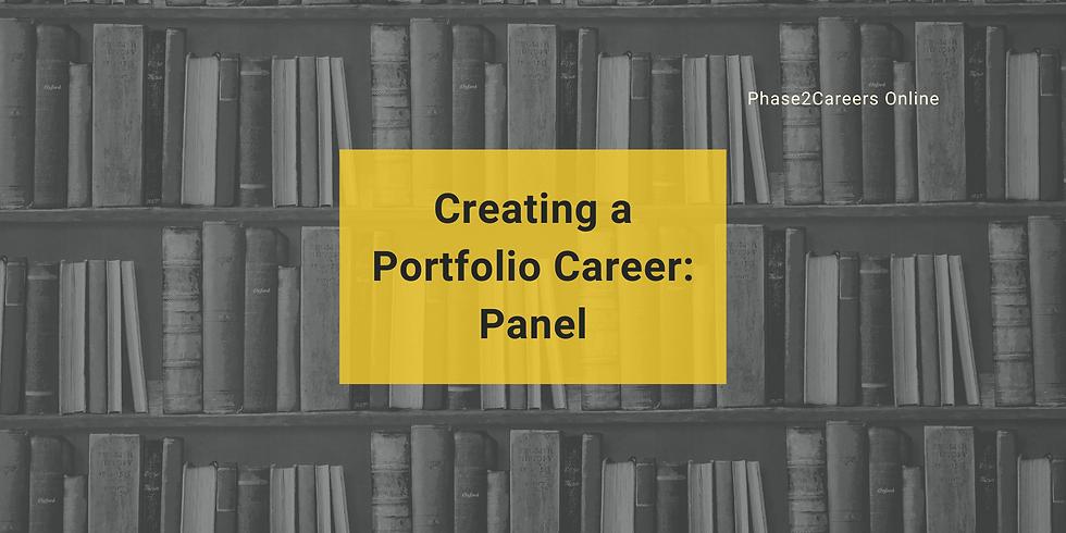 Creating a Portfolio Career Panel