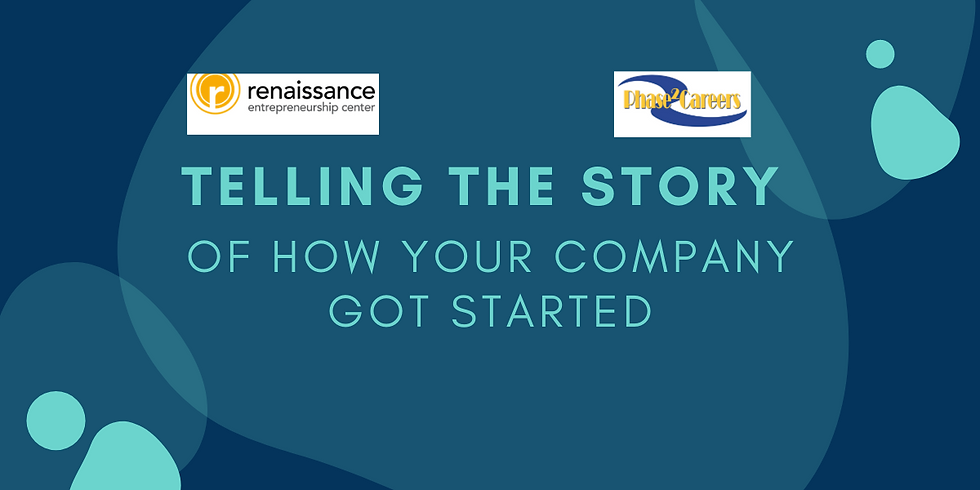 Telling the Story of How Your Company  Got Started: The Heart of Your Marketing Message