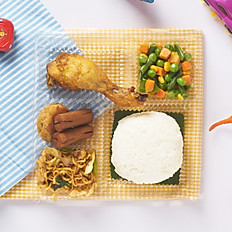 Nasi Kotak Kids Menu